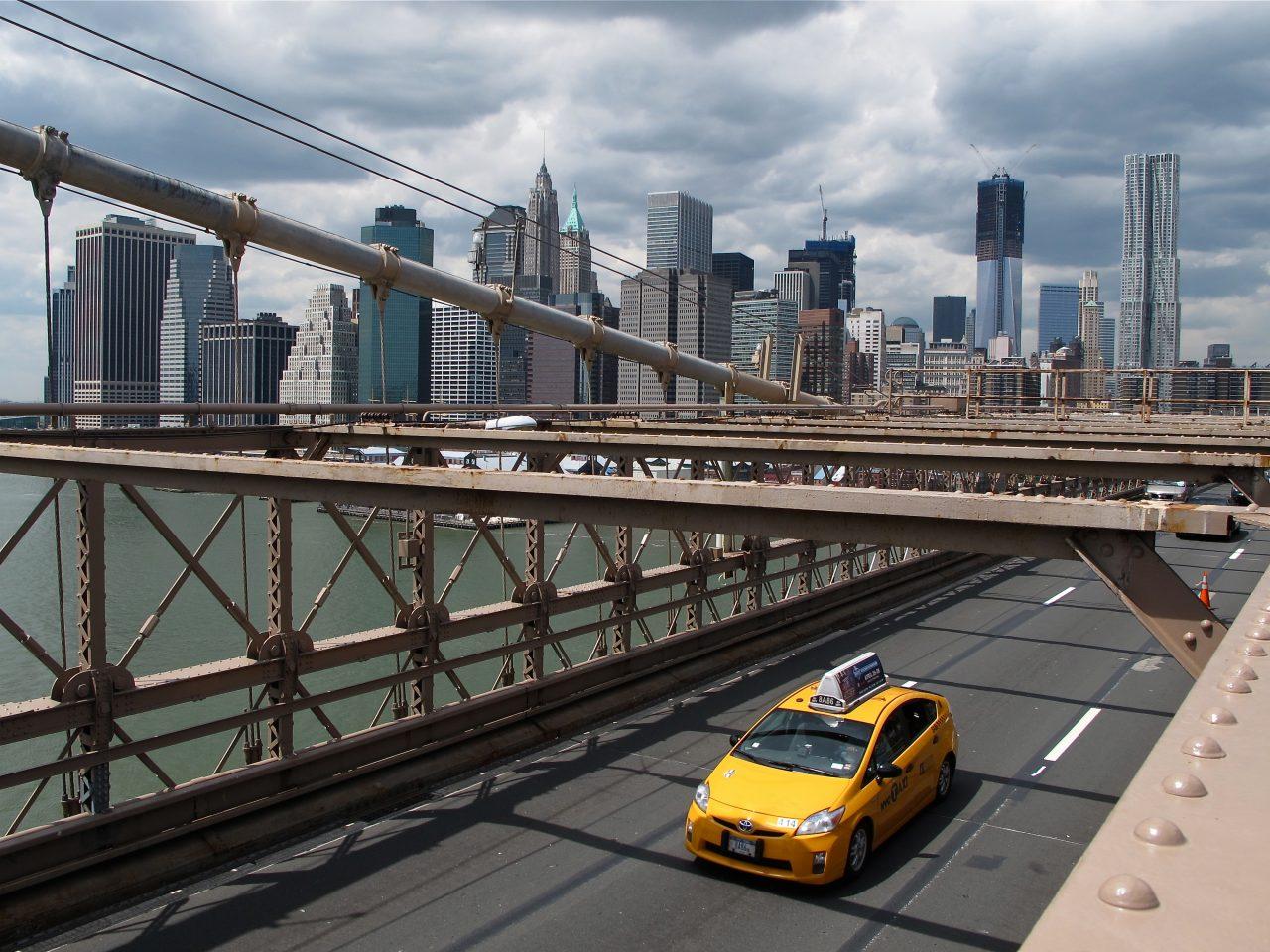 brooklyn taxi