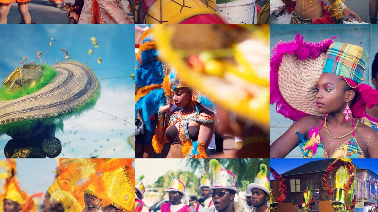 carnaval, guadeloupe