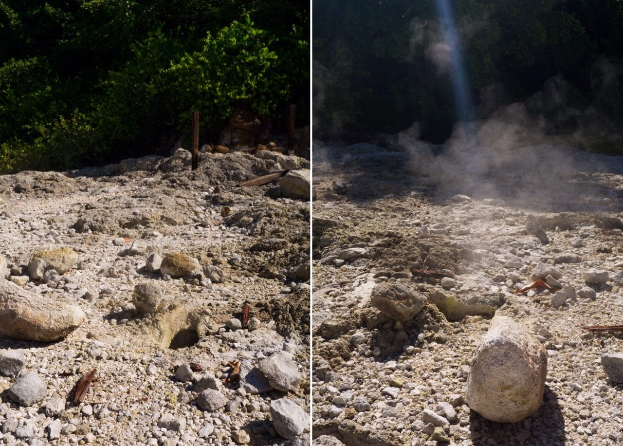 dominique, antilles, sulphur springs
