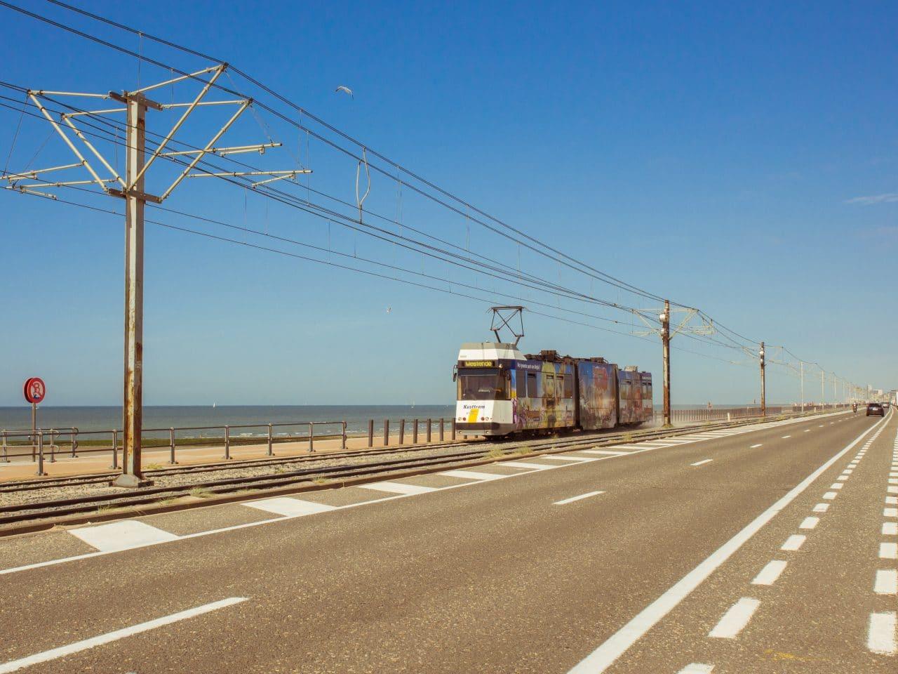 belgique, road trip, tram