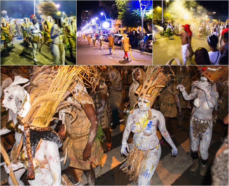 carnaval, guadeloupe, pointe à pitre, raizet, les abymes, groupes à po