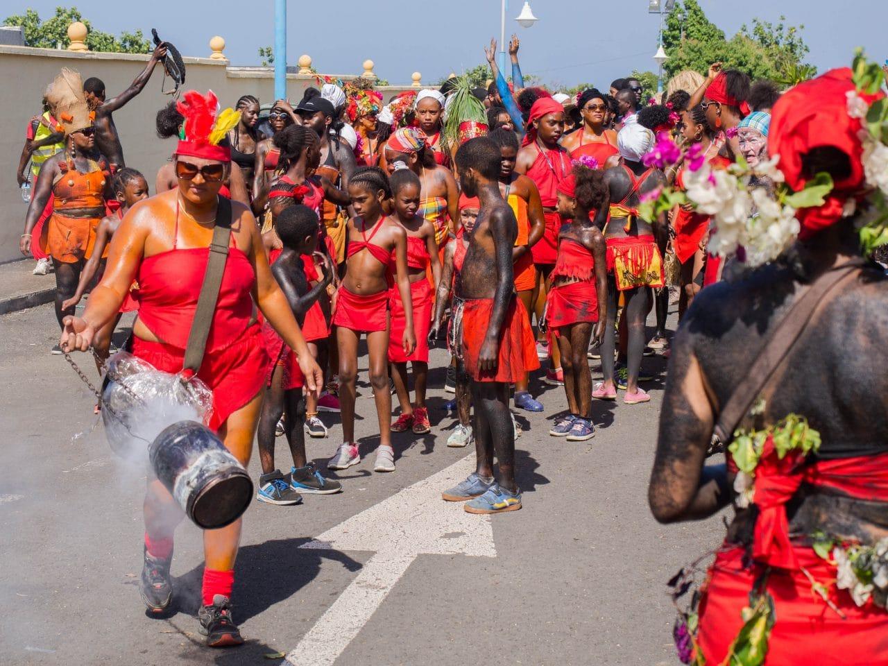 carnaval, guadeloupe, libèté