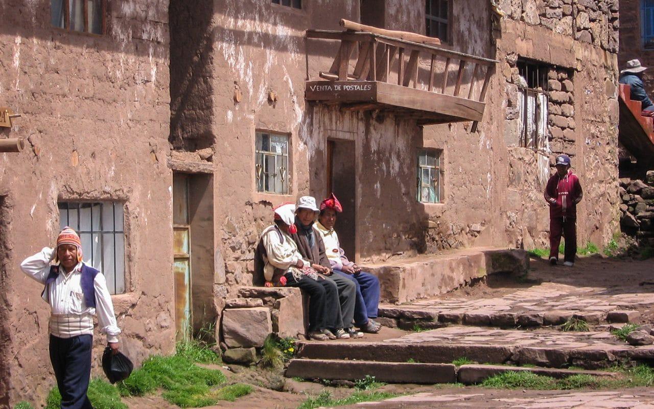 lac titicaca, pérou, bolivie, puno