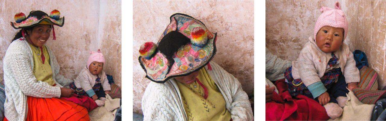 lac titicaca, pérou, portrait, puno