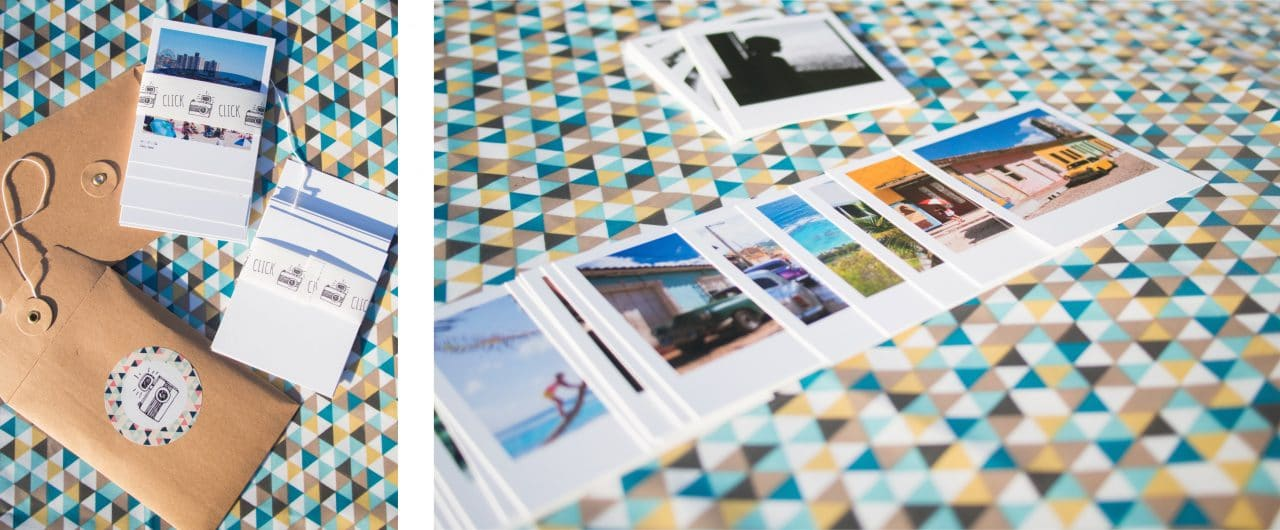 test, tirage rétro, photobox, bonplanphoto