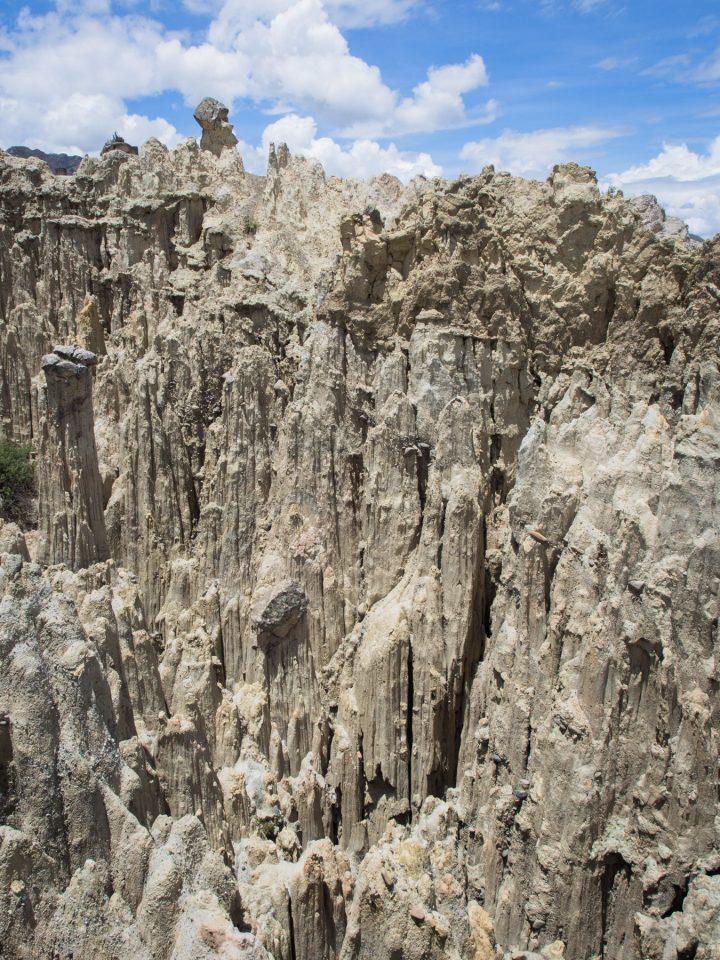 la paz vallée de la luna- voyage bolivie -la paz photo-desert salar de uyuni