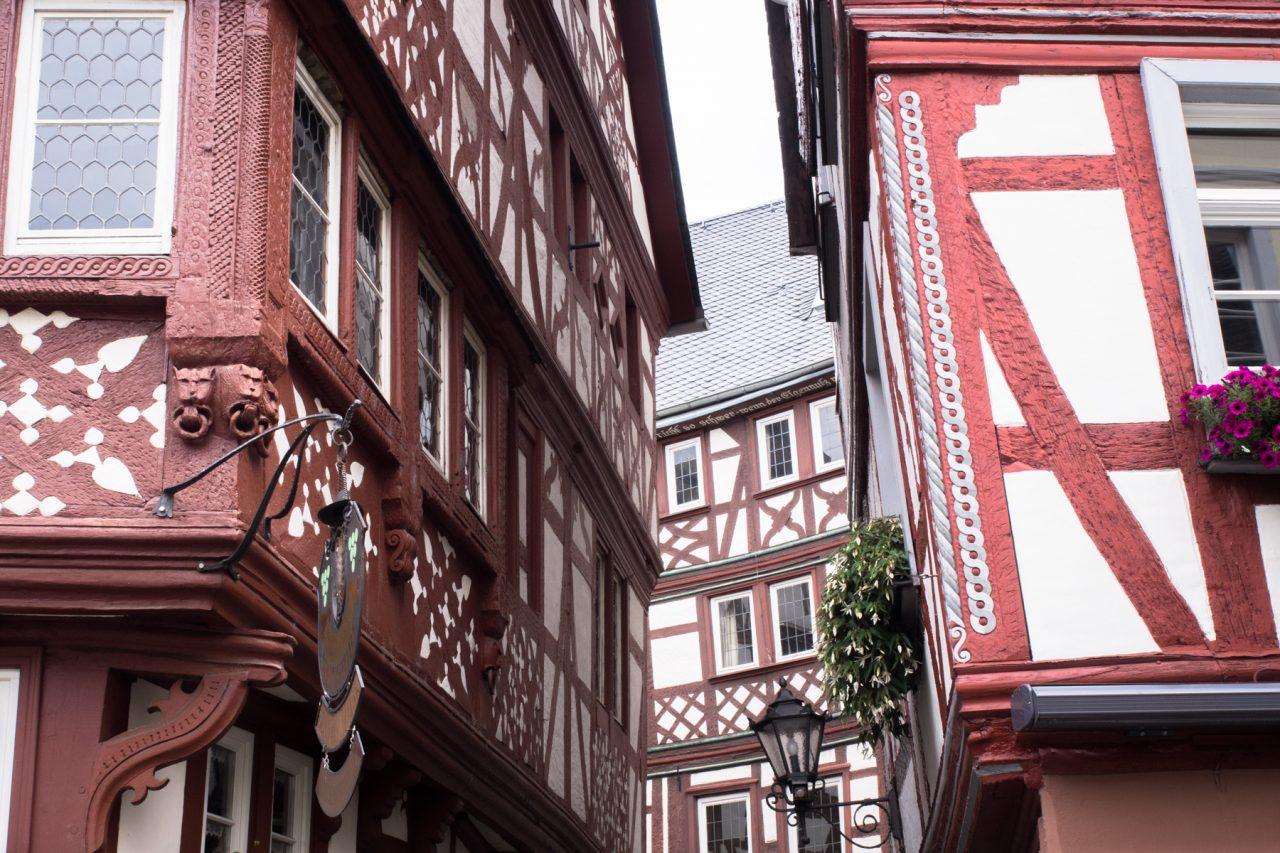 boucle de la moselle, allemagne, Trittenheim, Piesport, Minheim, Bernkastel Kues