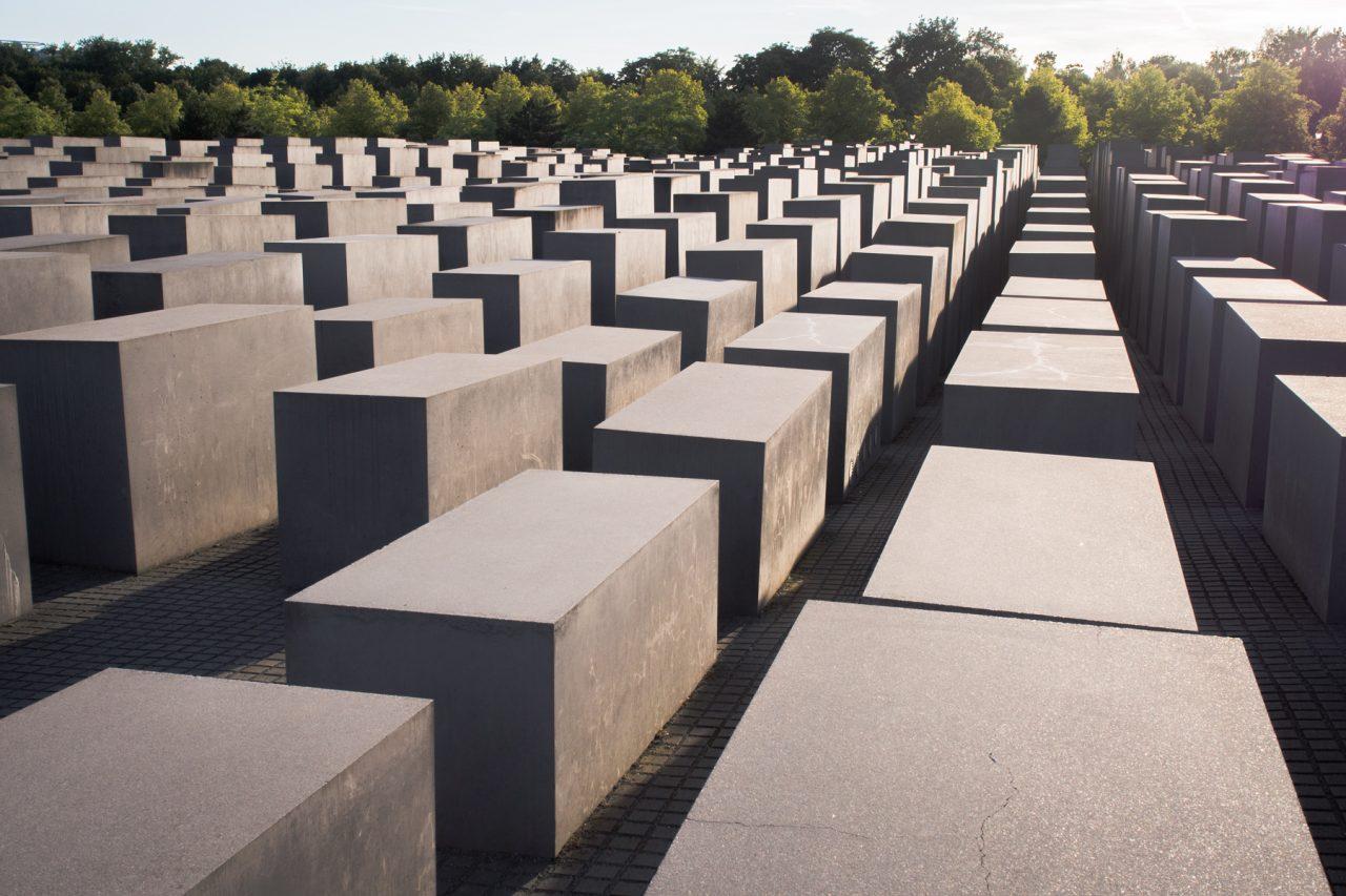 mémorial de l holocauste - séjour Berlin- allemagne - Berlin photos