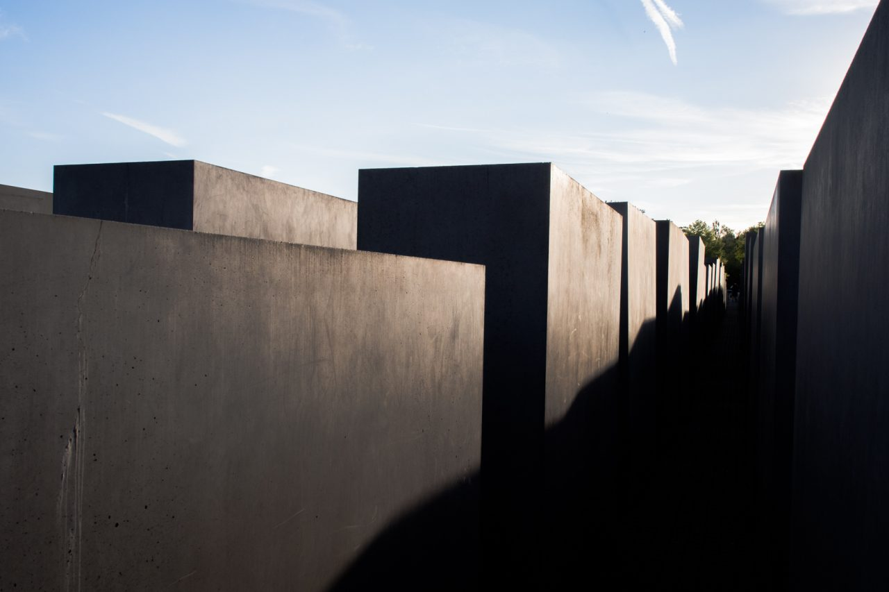 mémorial de l holocauste - séjour Berlin- allemagne - Berlin photo