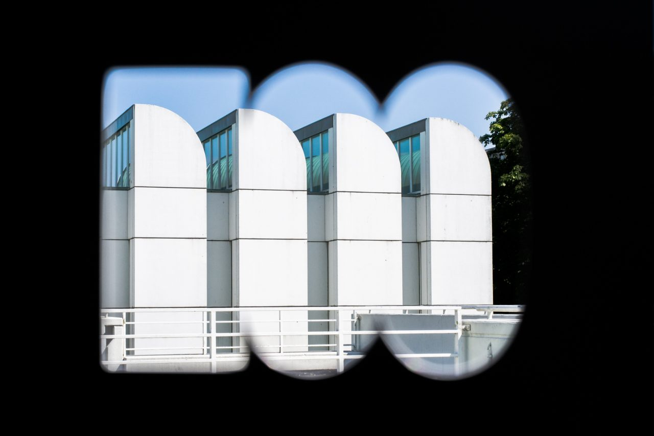 bauhaus Archiv, Berlin, allemagne, architecture