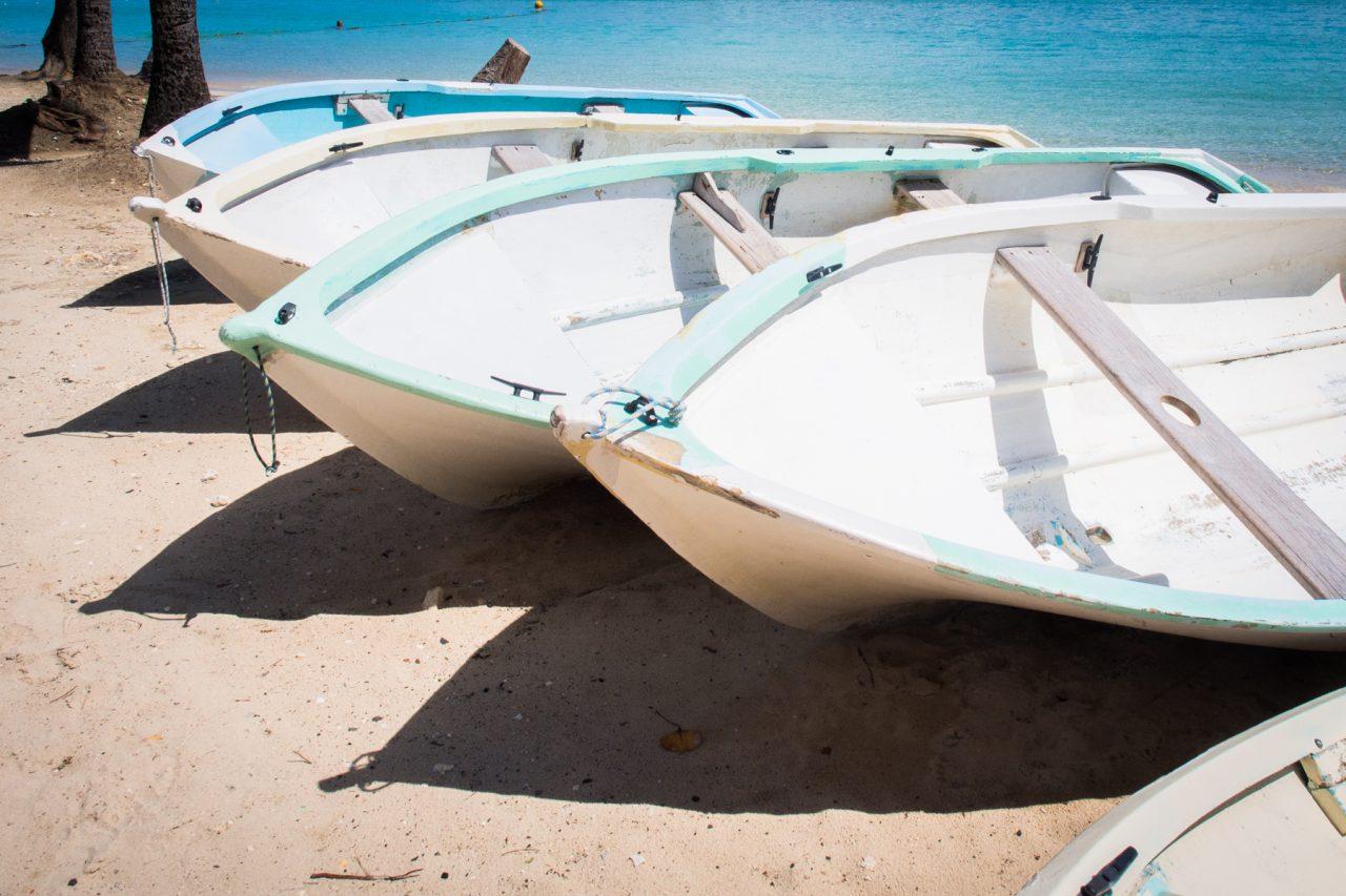 bateau, sainte anne, guadeloupe