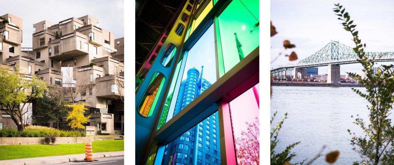 habitat 67 montreal-architecture moderne montréal-voyage au canada -photo québec