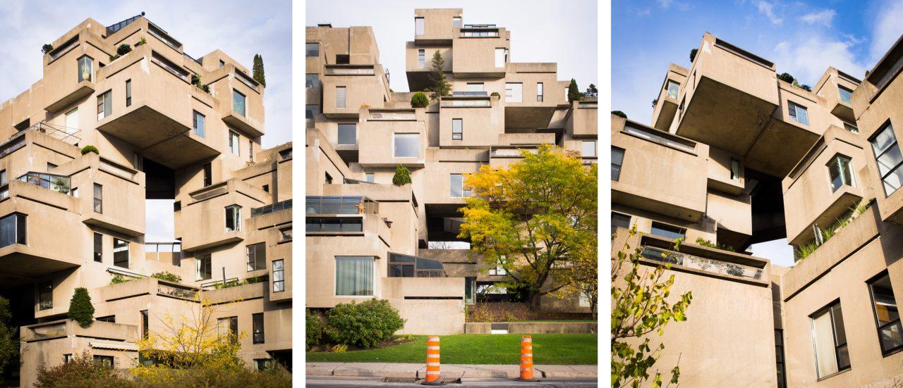 habitat 67 montreal moshe safdie-architecture moderne montréal-photos vieux montréal