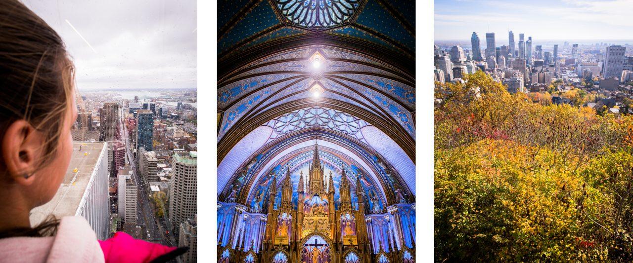 montréal photo-architecture moderne montréal-canada photos-séjour au québec