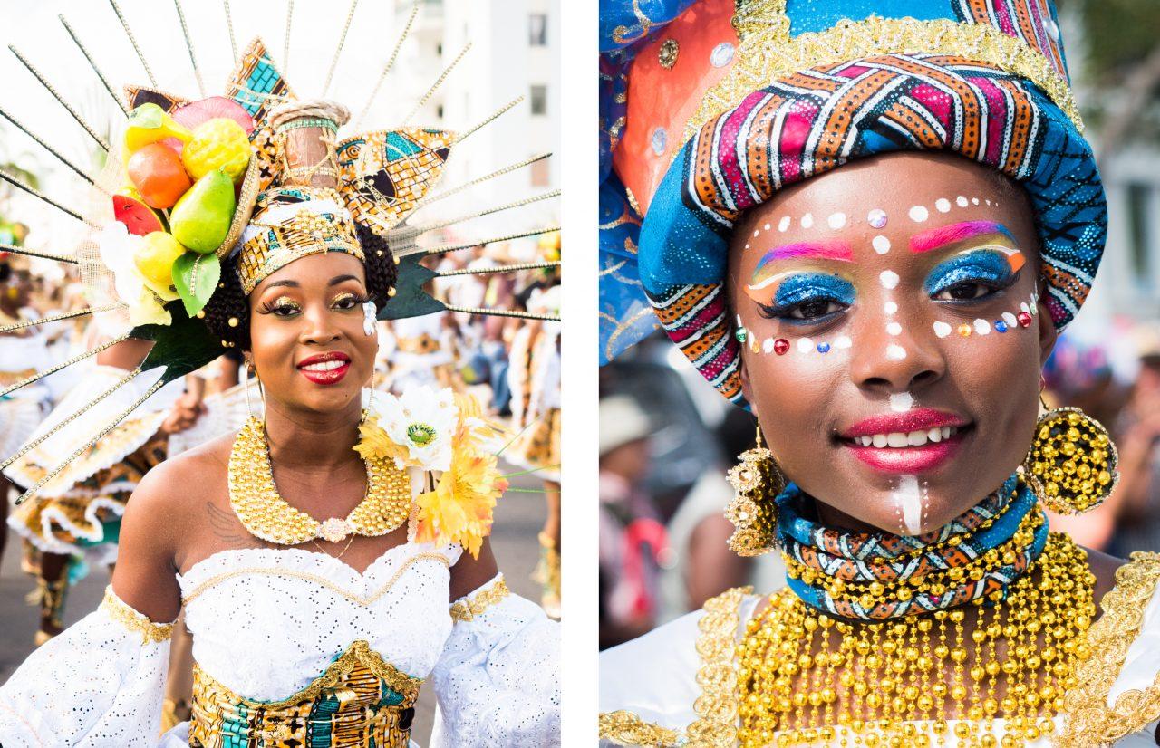 carnaval a la guadeloupe-carnaval antillais guadeloupe-costume carnaval guadeloupe-