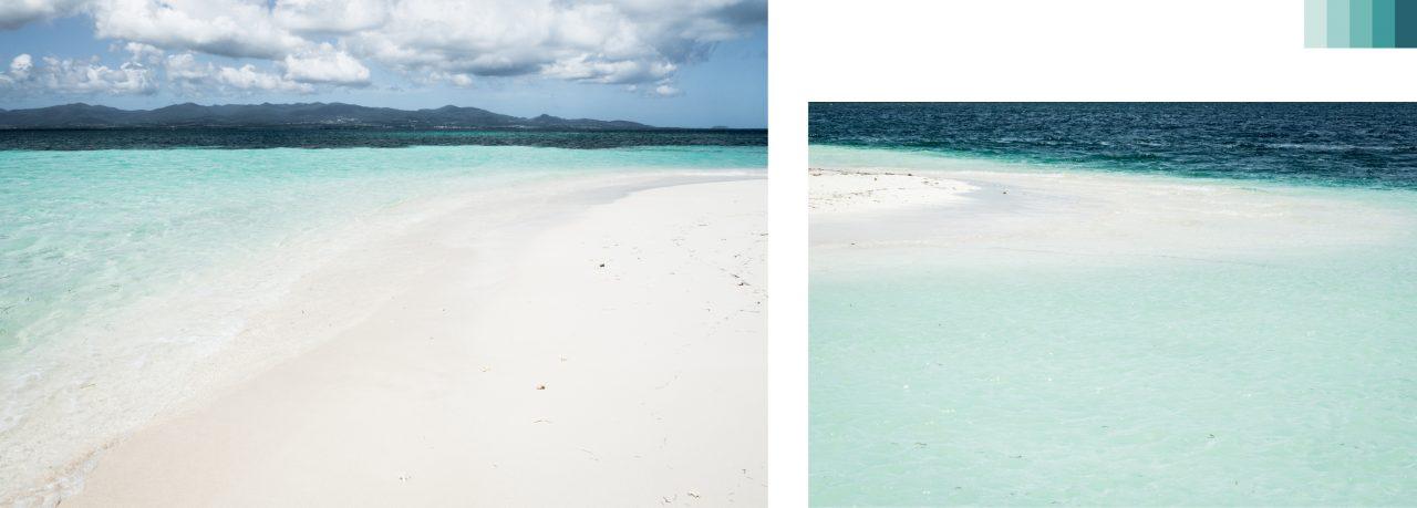 lagon bleu guadeloupe-lagon du grand cul de sac marin guadeloupe-plage caraibes