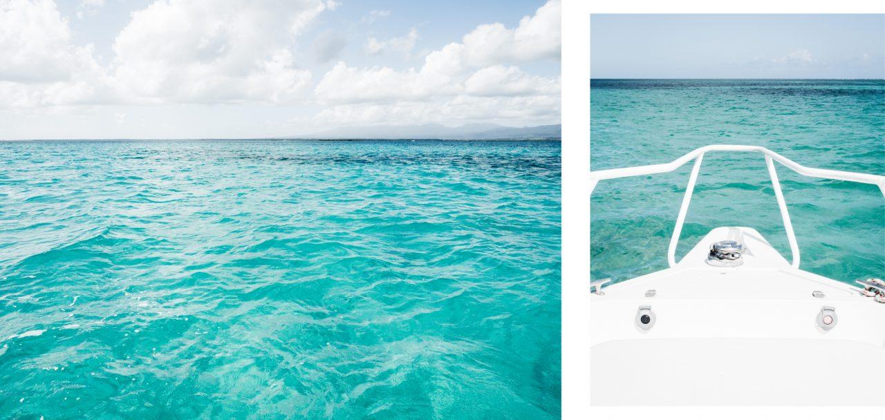 lagon bleu guadeloupe-lagon du grand cul de sac marin guadeloupe-plage des caraibes