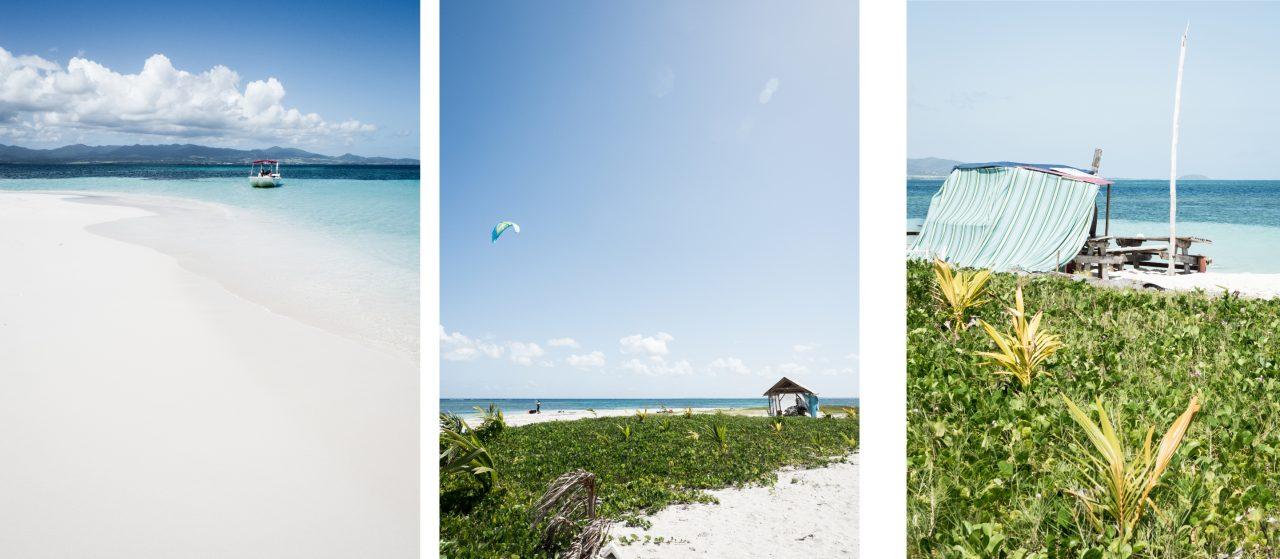 lagon du grand cul de sac marin guadeloupe- sainte rose - lagon bleu guadeloupe-caraibes voyage