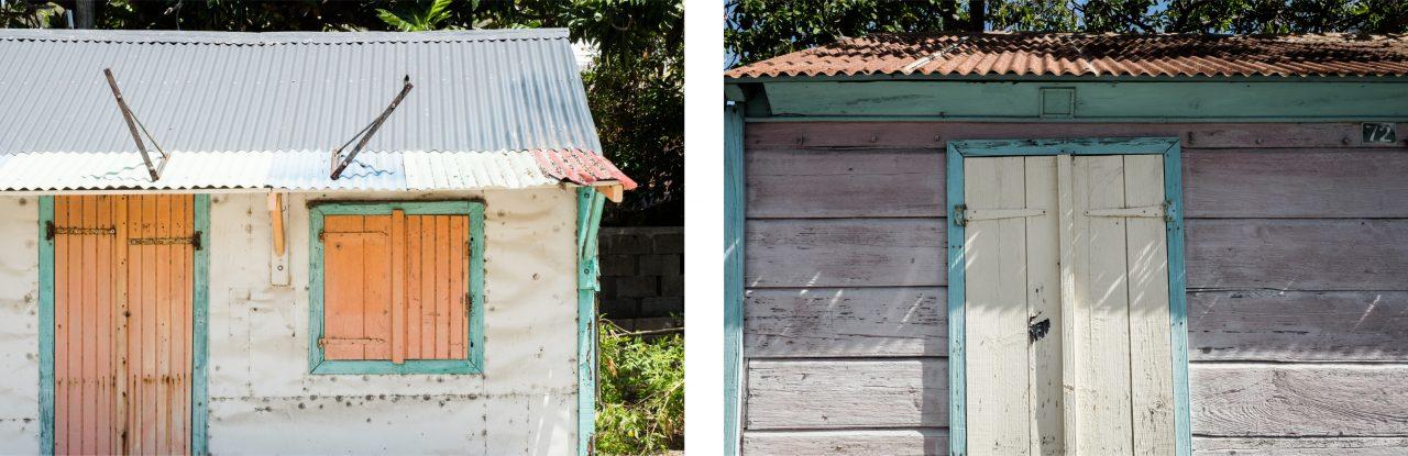 case en bois guadeloupe-case créole guadeloupe-ile de la desirade