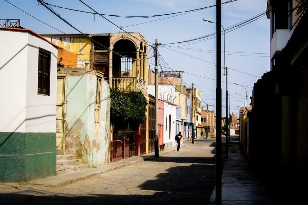 pérou, street, Amérique latine