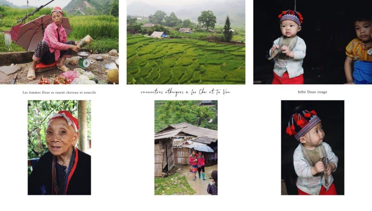 riziere nord vietnam-belles photos du vietnam- vietnam montagnes du nord-ethnies minoritaires vietnam-vietnam photos