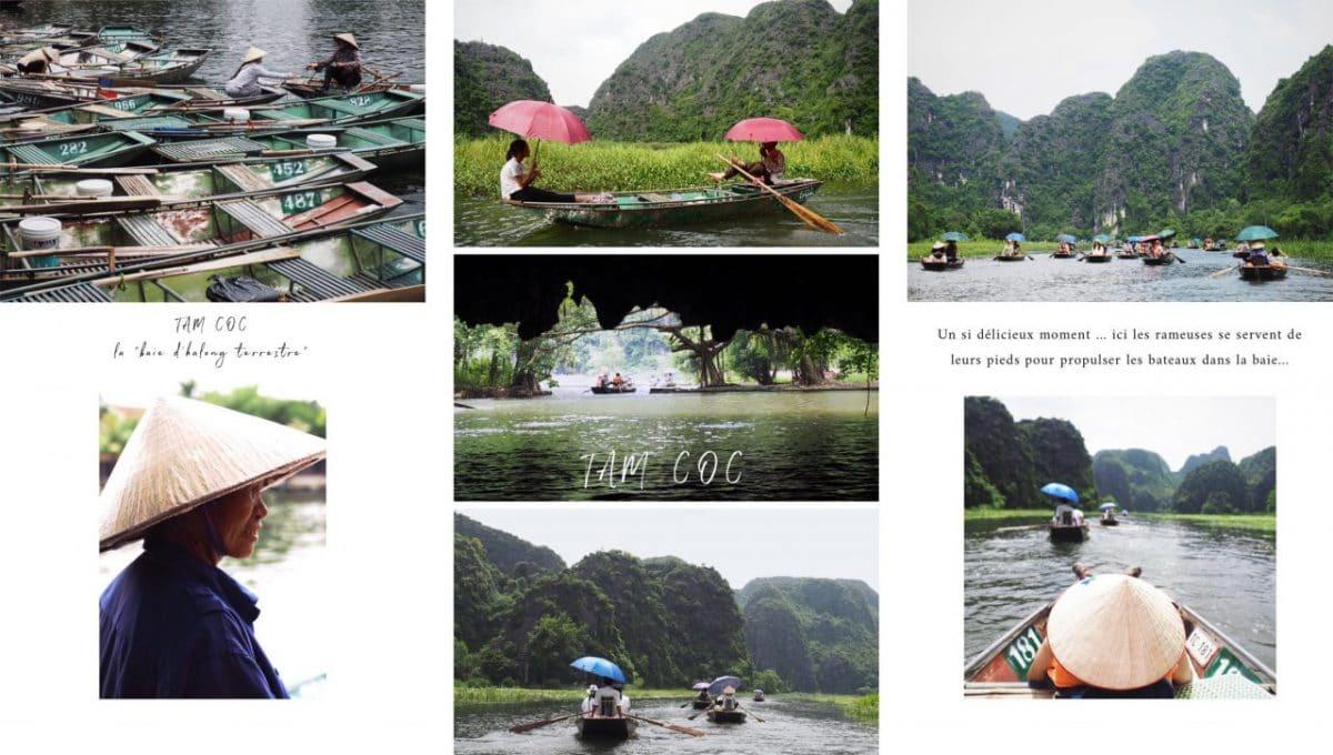 baie d halong terrestre -  tam doc - photo vietnam-voyage vietnam blog