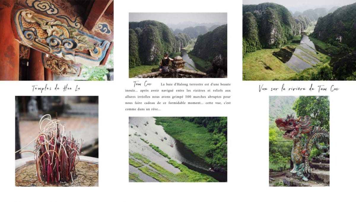 baie d halong terrestre -  tam doc - photo vietnam-vietnam voyage-