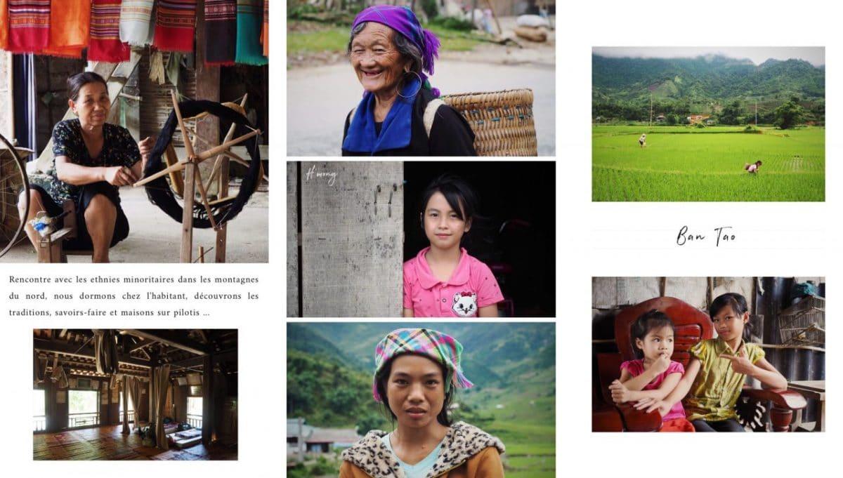 vietnam photos-voyage au vietnam- montagne vietnam nord-ethnies minoritaires vietnam