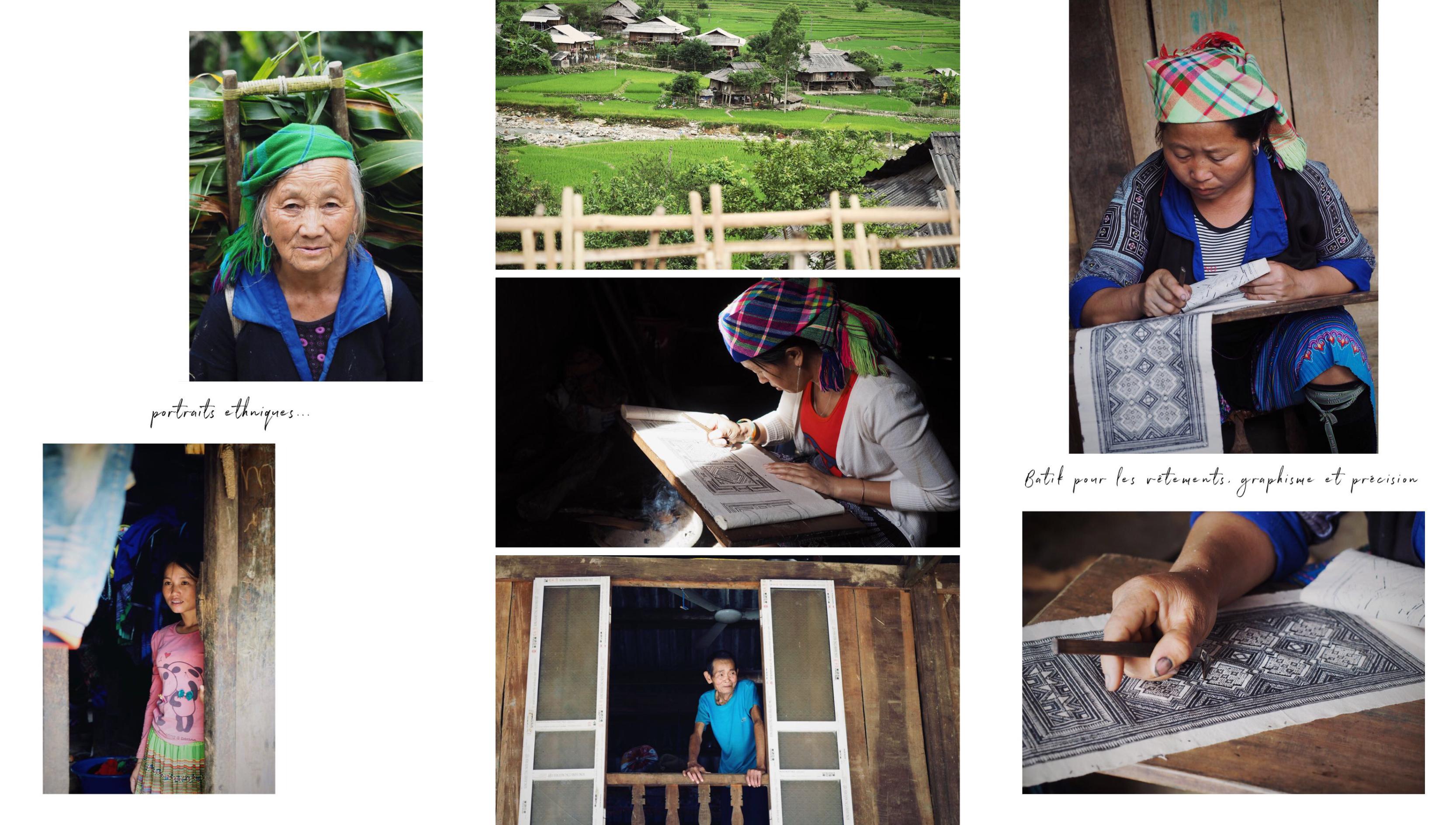 vietnam - montagnes du nord - ethnies minoritaires - asie - journal du vietnam