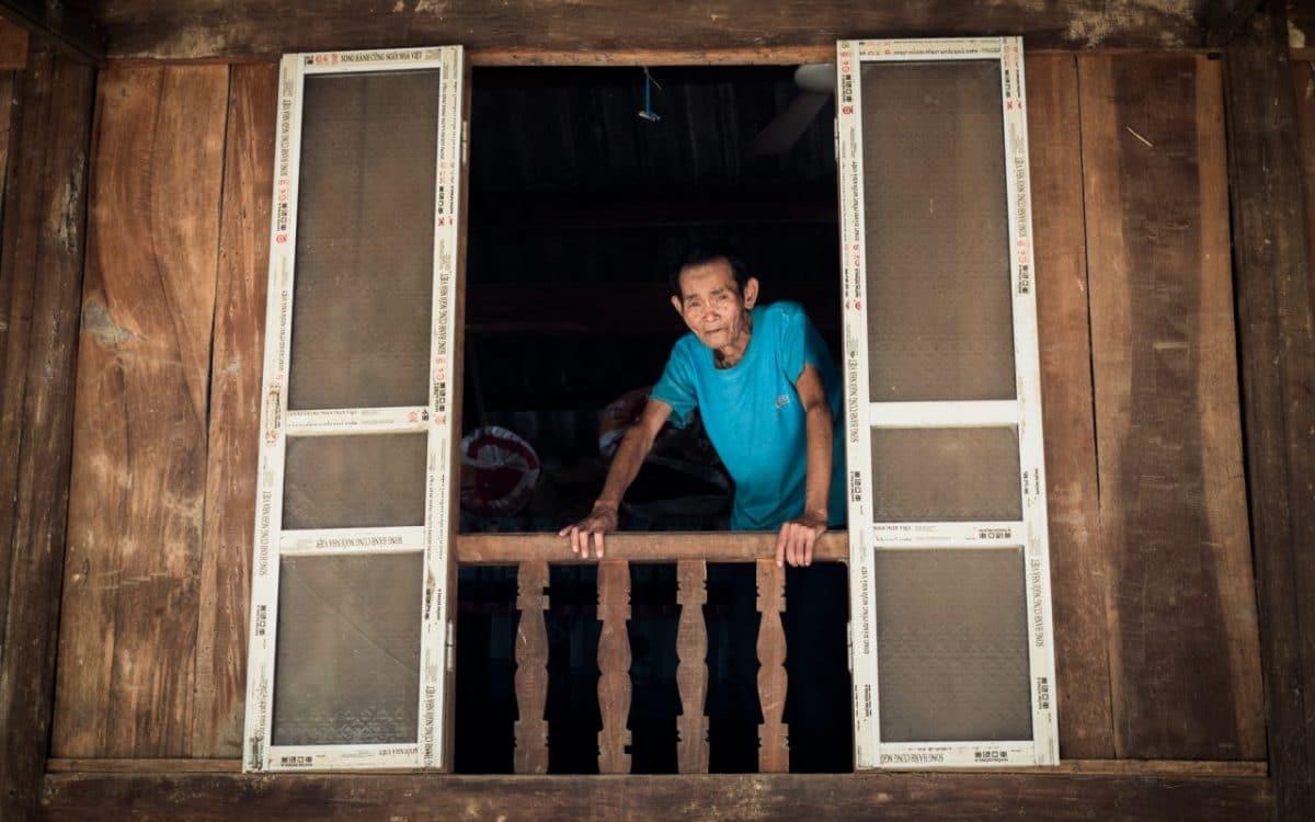 nord du vietnam-portrait homme vietnamien-ethnies minoritaires du vietnam