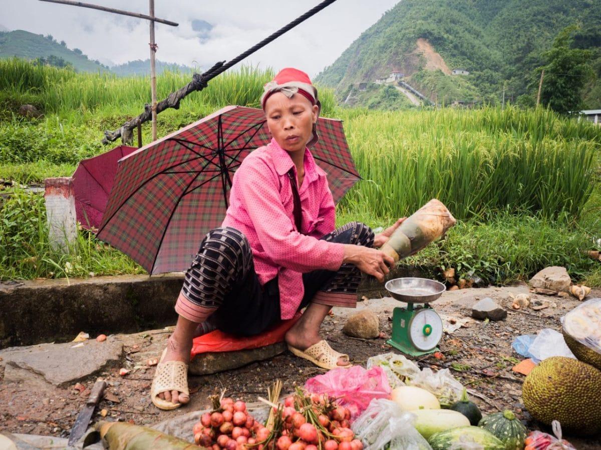 dzao rouges, portraits ethniques, vietnam, ethnies minoritaire, ta van
