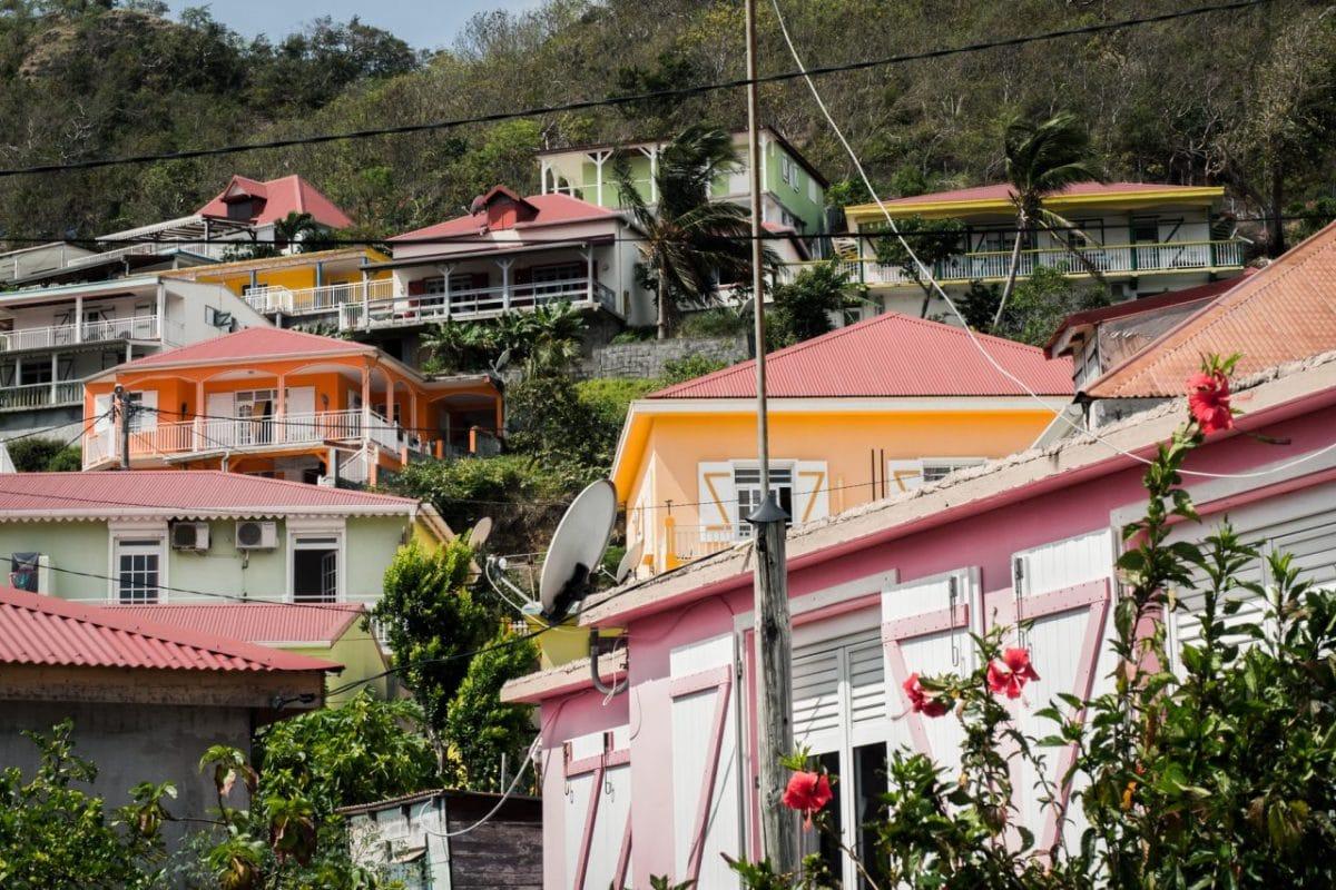 visiter les saintes guadeloupe-terre de haut en guadeloupe