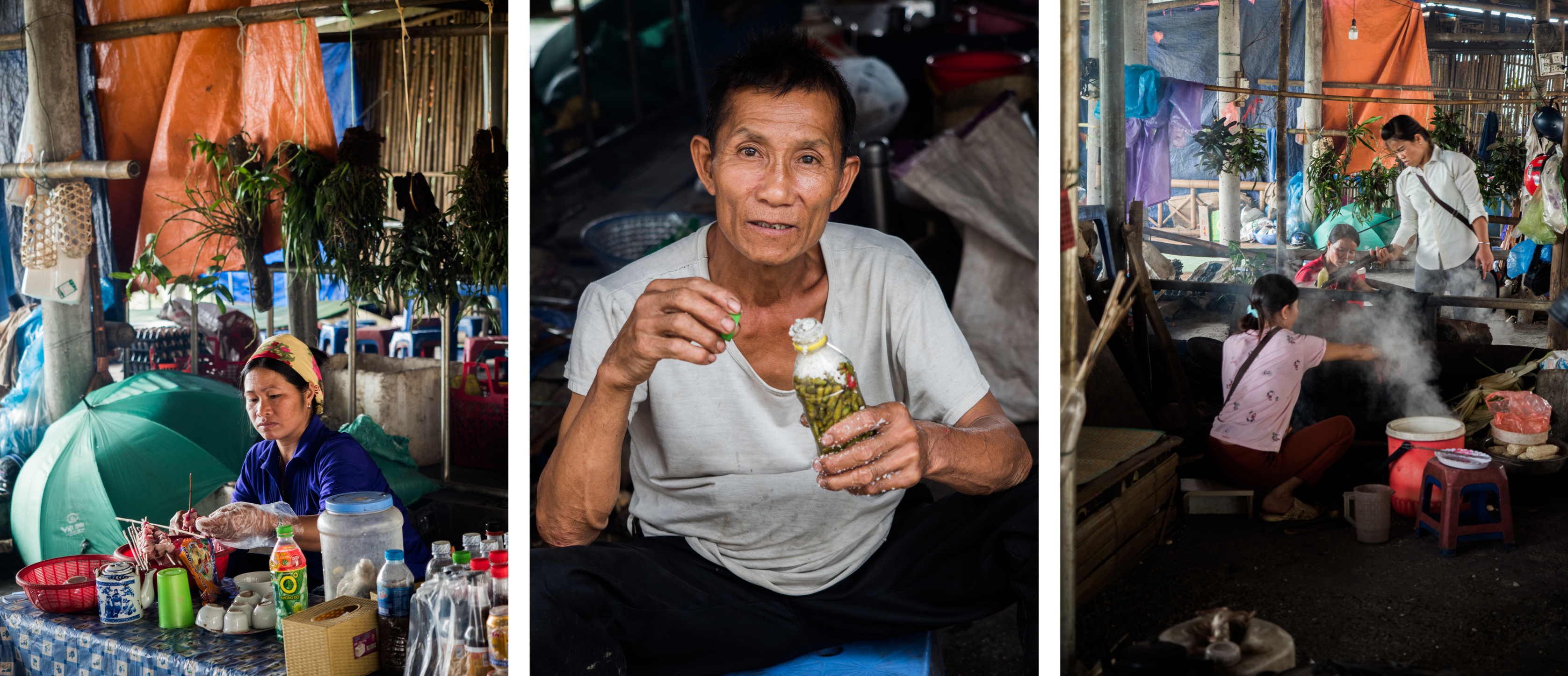 ethnies minoritaire - vietnam - rizières
