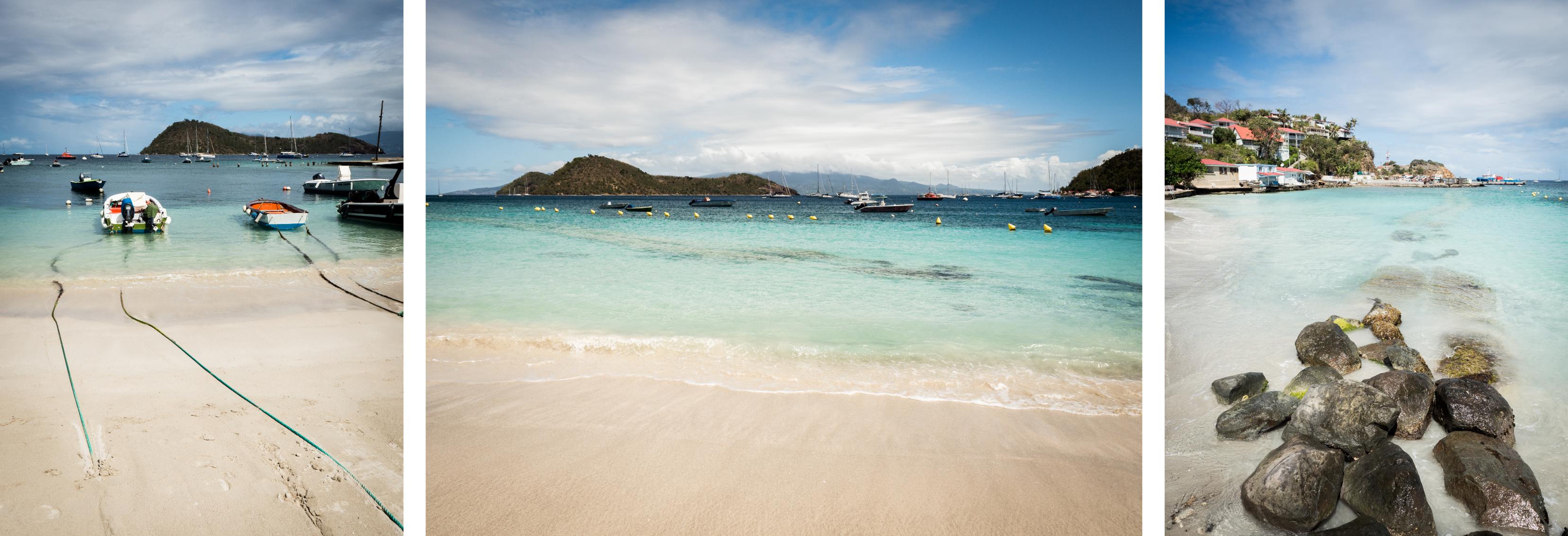 les saintes - guadeloupe - plus belle baie du monde