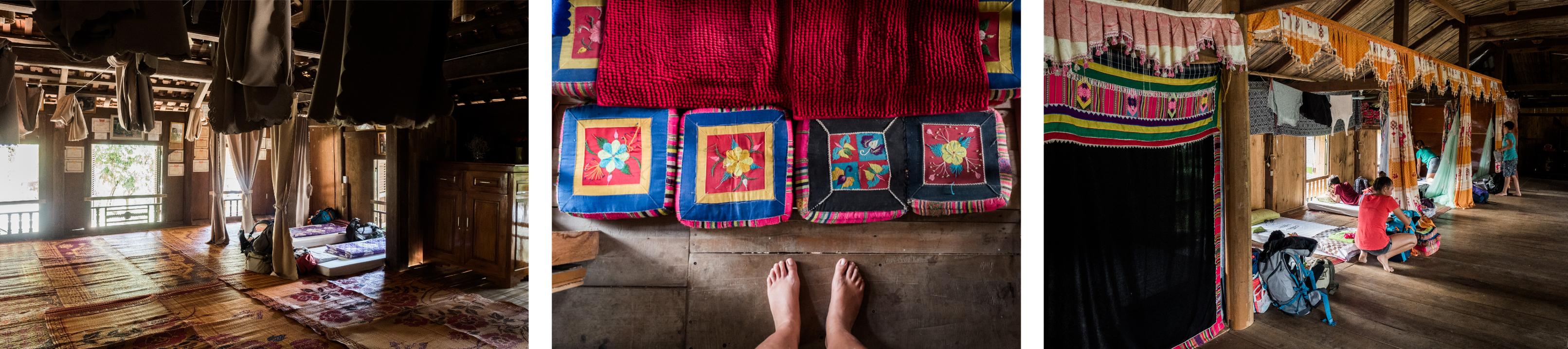 dormir chez l'habitant au vietnam - asie - ethnies minoritaires - montagnes du nord