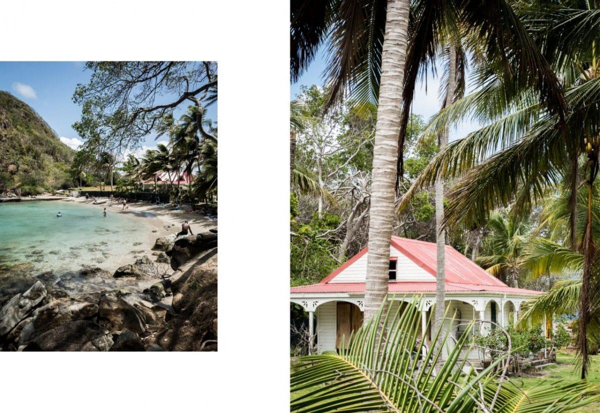 terre de haut iles des saintes guadeloupe-plage du pain de sucre guadeloupe