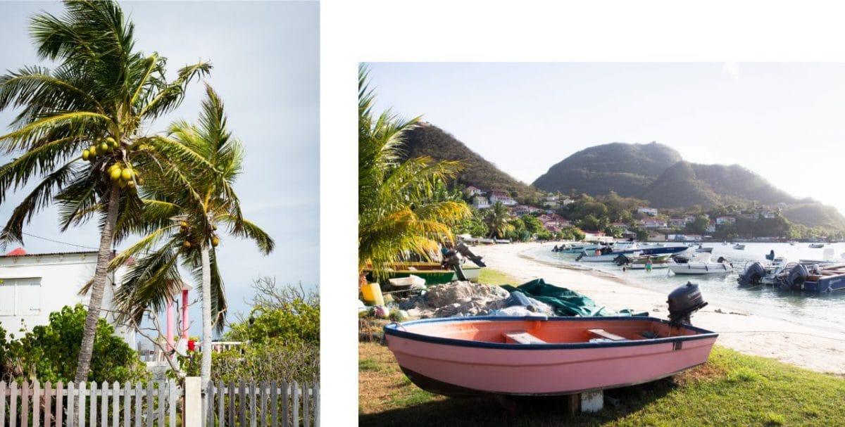 les saintes guadeloupe-terre de haut-archipel les saintes