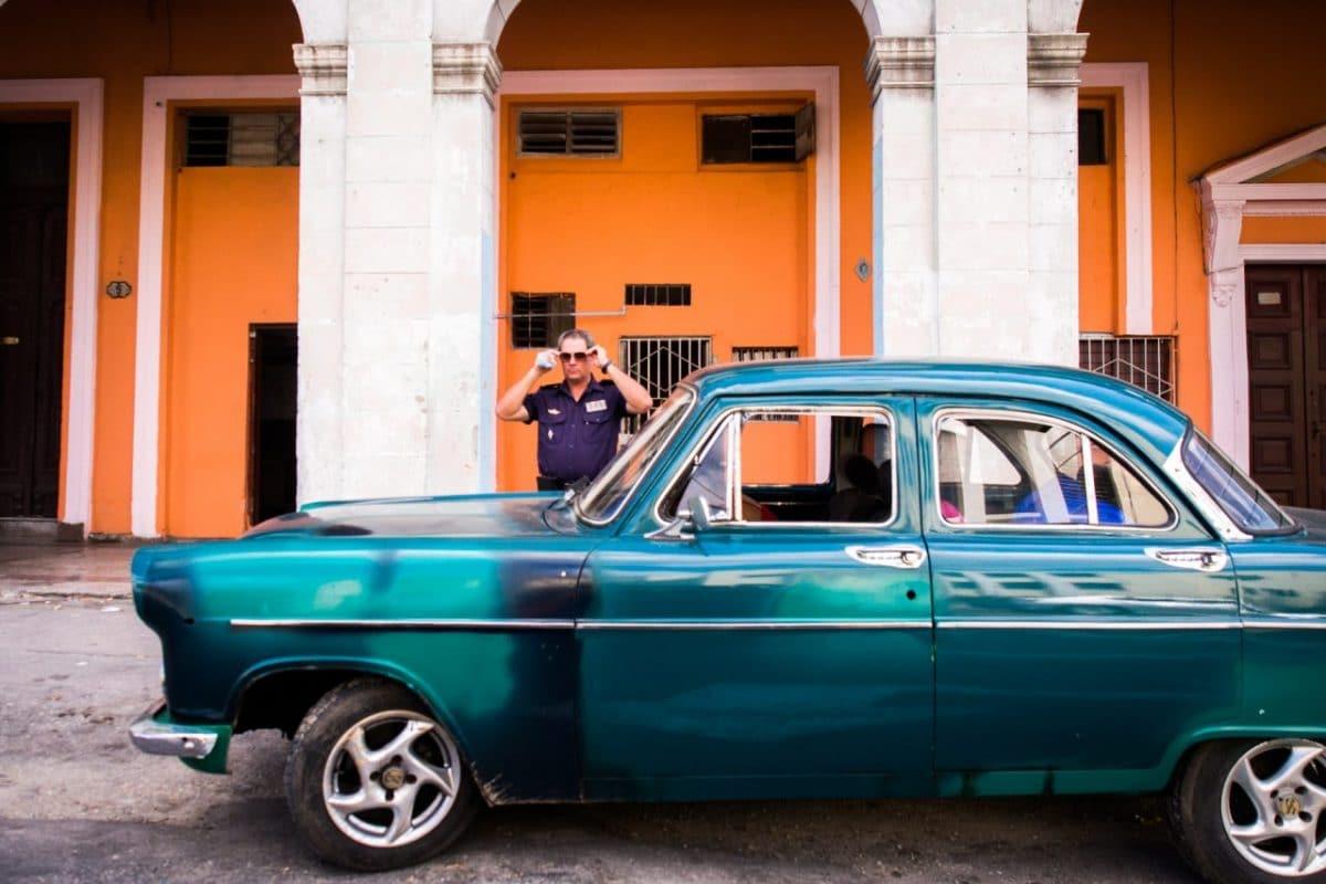 La Havane Cuba-cuba voiture-balade en voiture americaine a la havane
