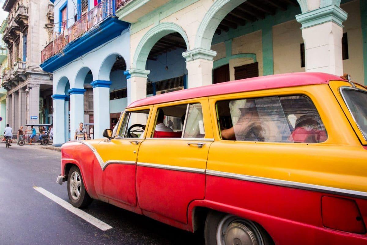 cuba la havane-voiture cuba-voyage la havane-cuba voitures anciennes