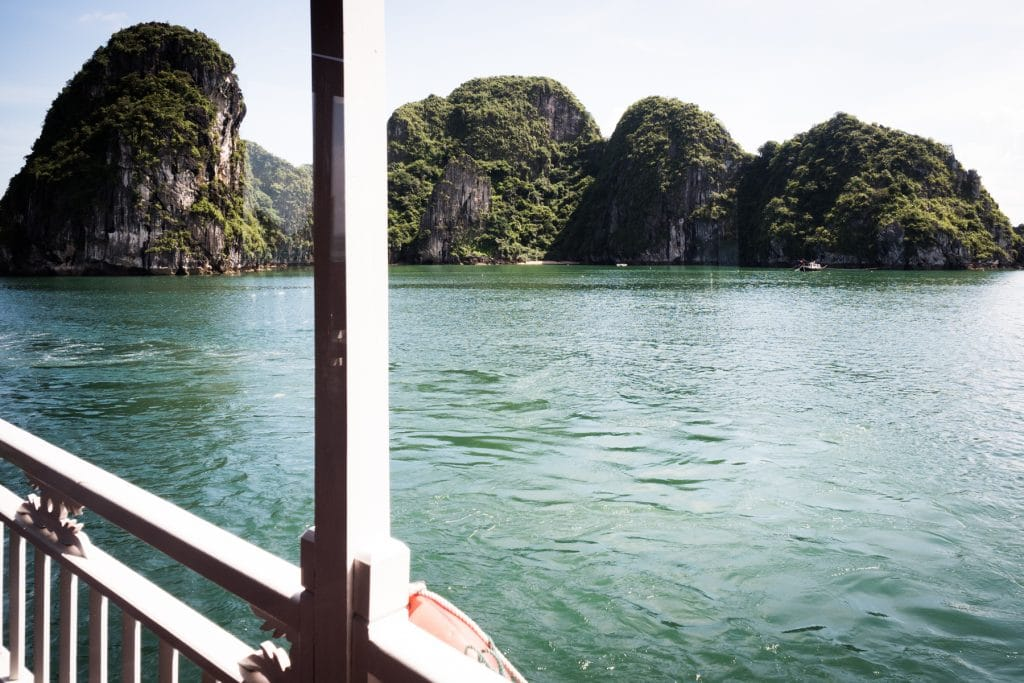 comment visiter la baie d halong - photo vietnam