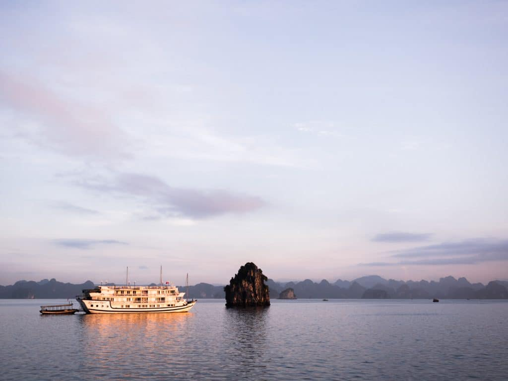 baie d halong - voyage au vietnam - photo vietnam