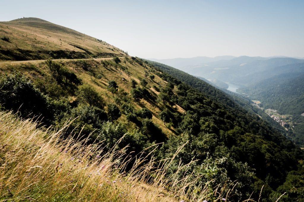 route des cretes-vosges montagne-paysage vosges-voyage alsace
