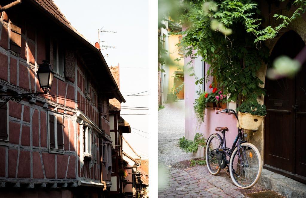 beau village alsace- plus beau village d alsace - village typique alsace-alsace village a visiter route des vins, vignobles, eguisheim