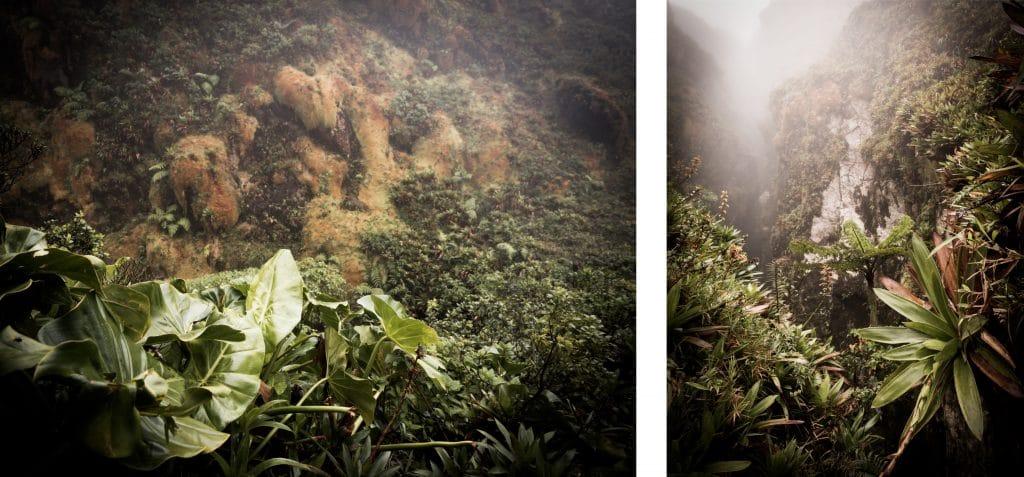 la soufrière randonnée- Volcan la soufrière en guadeloupe