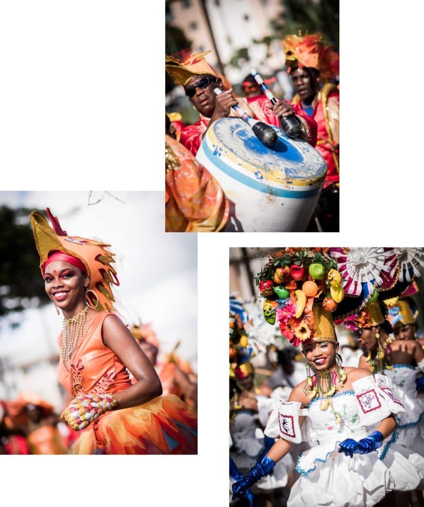 photo de carnaval en guadeloupe - defile carnaval guadeloupe - maquillage carnaval guadeloupe - musique carnaval guadeloupe - groupe carnaval guadeloupe - tambour carnaval guadeloupe