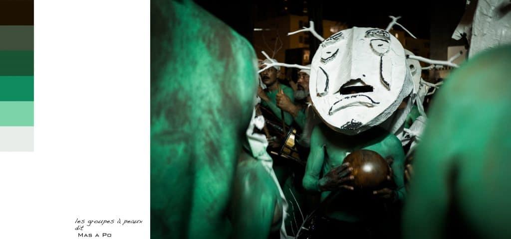 le carnaval de guadeloupe - déguisement carnaval guadeloupe- maquillage carnaval guadeloupe - masque carnaval guadeloupe