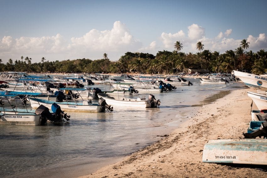 sejour bayahibe-port republique dominicaine-peche republique dominicaine