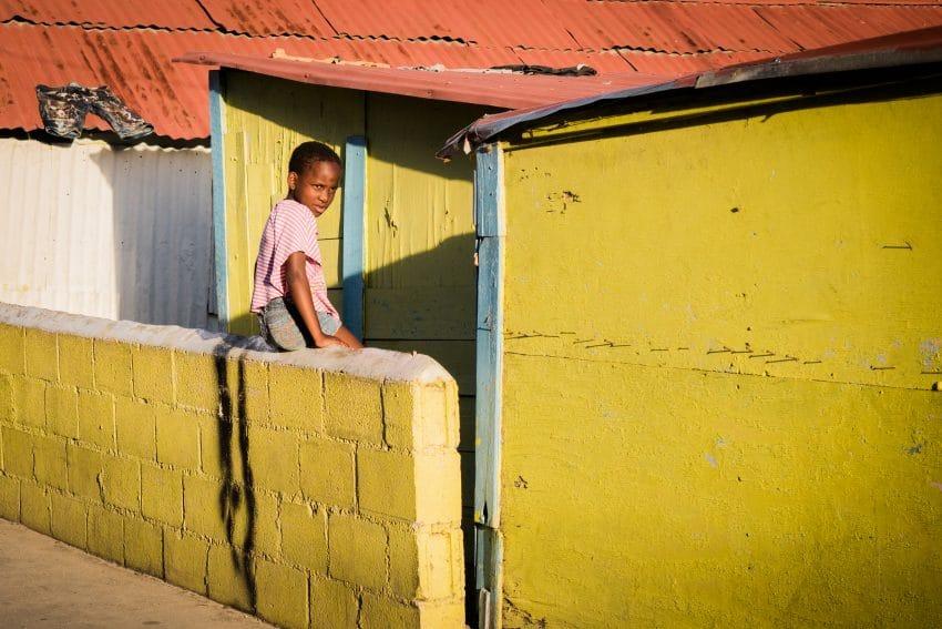 republique dominicaine bayahibe - photo enfant dans les caraibes republique dominicaine-