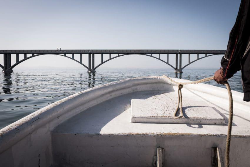 Ballade en bateau en partant du port de Samana - Parc national los haitises - Voyage photo sur la péninsule de Samana - Photo du port de samana
