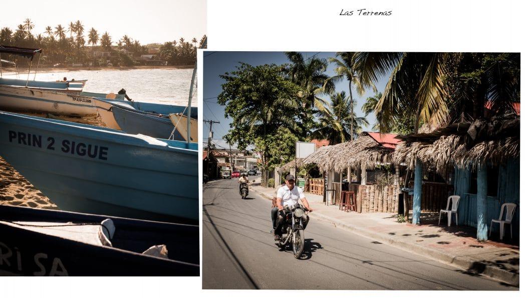 voyager en république dominicaine sur la péninsule de Samana, las terrenas, caraïbes